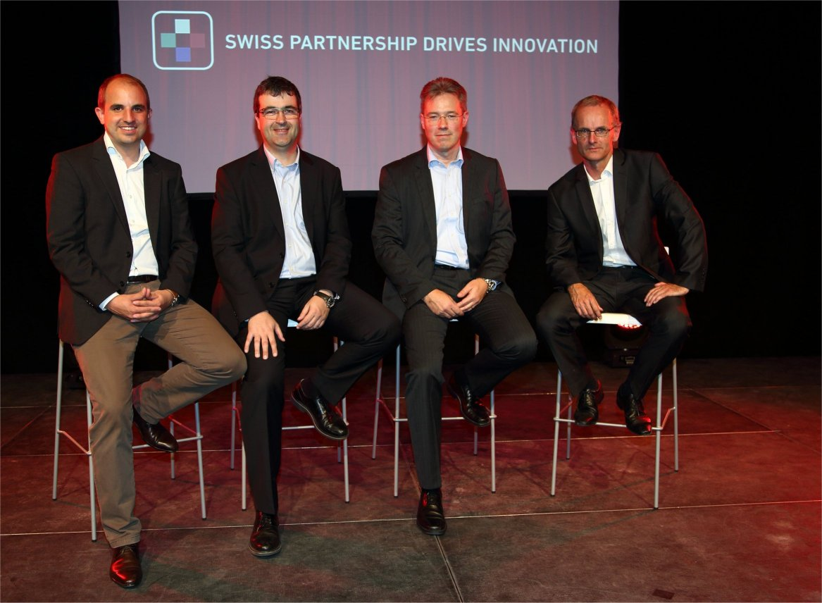 SWISS PARTNERSHIP DRIVES INNOVATION – Product Launches